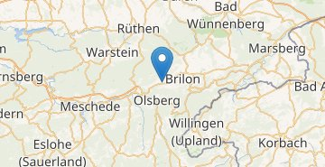 Map Altenbüren